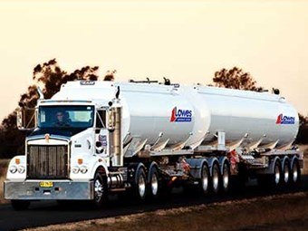 It's been a busy month for Lowes Petroleum Service