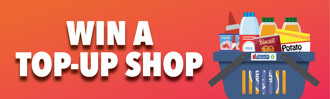 Win a top-shop