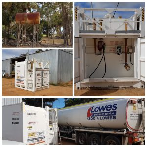 Lowes Fuel Storage Equipment