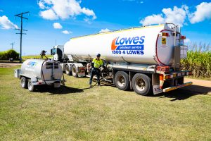 Lowes Petroleum Service On Site refueling