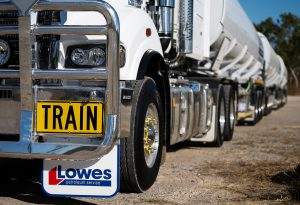 Lowes Fleet ranges from tray back through to Road Trains