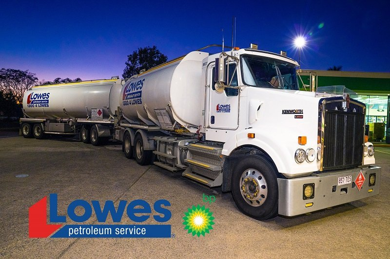 Lowes Fuel Cartage to Service Stations